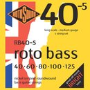 Rotosound Bass Strings RB405 5er 40-125