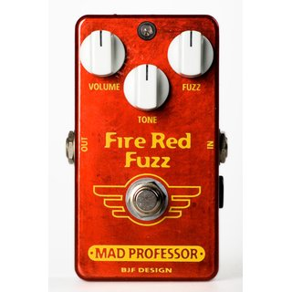 Mad Professor Guitar Pedal EFX- Fire Red Fuzz