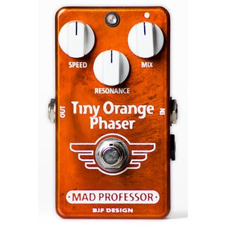 MAD PROFESSOR Guitar Pedal EFX - TINY ORANGE PHASER