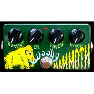 ZVex Woolly Mammoth - Guitar Effects Pedal