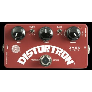 ZVEX DIistortron- Guitar Effects Pedal