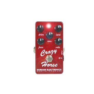Durham Electronics -  Crazy Horse - Fuzz Distortion Pedal