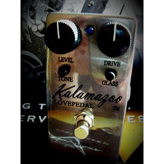 Lovepedal - Kalamazoo Overdrive Chrome