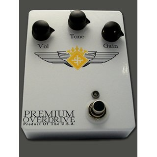 Pro Tone Pedals - Gold Label Overdrive