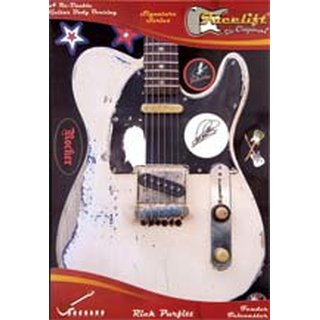 TELE GUITAR FACELIFT - White Relic