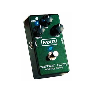 Dunlop MXR M 169 Carbon Copy Analog Delay