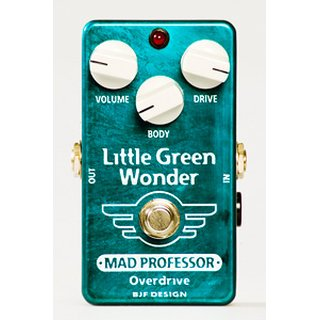 Mad Professor - Little Green Wonder - Factory made!