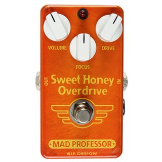 MAD PROFESSOR - SWEET HONEY OVERDRIVE - Factory made