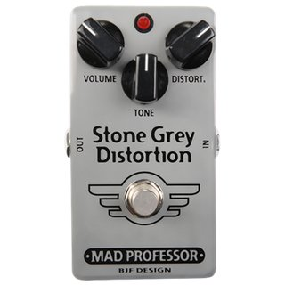 Mad Professor Grey Stone Distortion Factoy Made Pedal