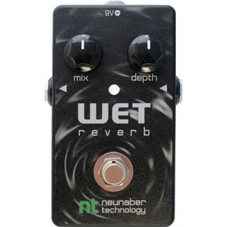 Neunaber Wet Reverb Pedal v4 (Elements), true bypass