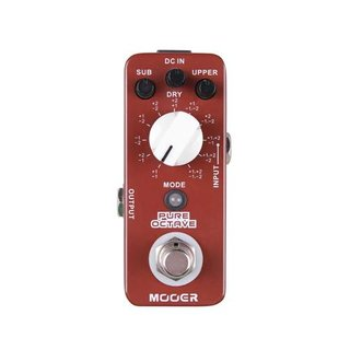 Mooer Audio Pure Octave Multi-mode Clean Octave