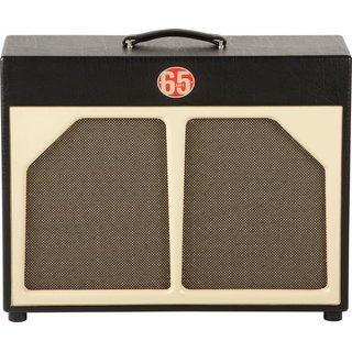 65 Amps Ext. Cab 2x12  Red - Celestion G12H30