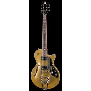 Duesenberg Custom Shop DCS-TV-GT Gold Top