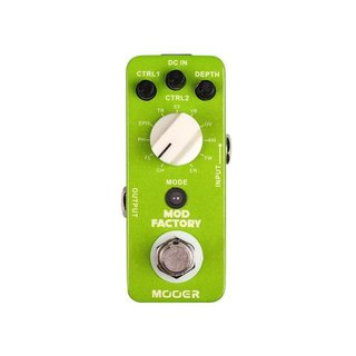Mooer Audio Mod Factory 11 Modulation effects pedal