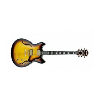 Ibanez AS153-AYS Antique Yellow Sunburst  B-Stock!