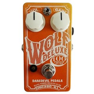Daredevil Pedals Wolf Deluxe - warm vintage Fuzz, 199,00 €