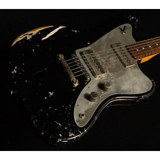 Fano Alt de Facto JM6 Bull Black, Medium Distress