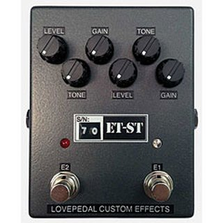 Lovepedal ET-ST Eternity Stacked - Double Overdrive