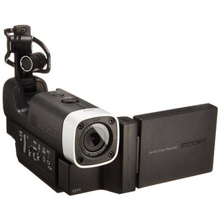 ZOOM Q4 - Handy Video Recorder