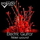 DOrazio Strings set 37 Electric Guitar Nickel round wound...