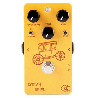 CKK Electronics Scream Drive