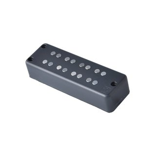 Nordstrand Pickups Dual Coil, humbucker, series opt. soapbar, 4 string, bridge, black