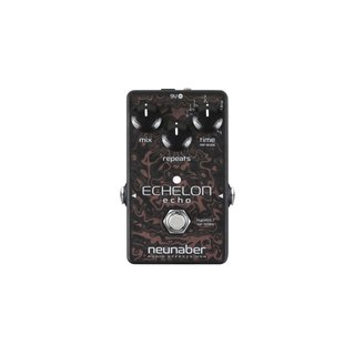 Neunaber Echelon Echo Pedal (Elements), true bypass