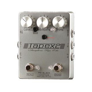 Mr Black Tapex 2 Stereo Tape Echo Pedal