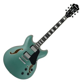 Ibanez AS73-OLM Artcore Olive Metallic