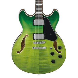Ibanez AS73M-GVG Artcore Green Valley Gradation