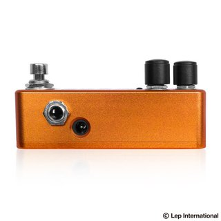 One Control Marigold Orange Overdrive BJF Series FX Guitar Effects Pedal